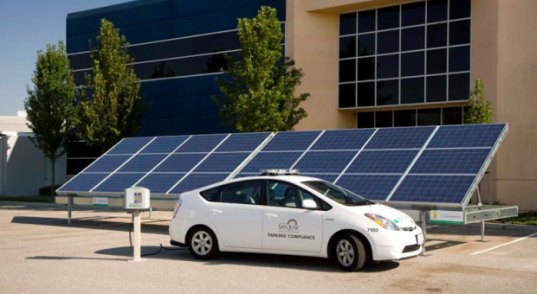 prius-ev-charged-by-solar-panels