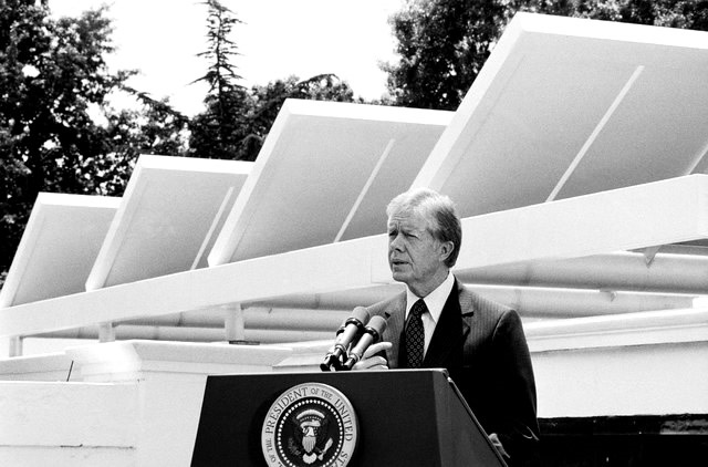 jimmy-carter-solar-white-house-speech