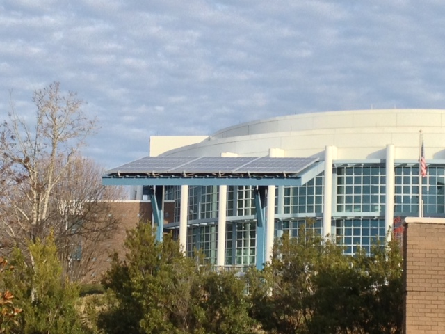 lanier-technical-college-solar-array