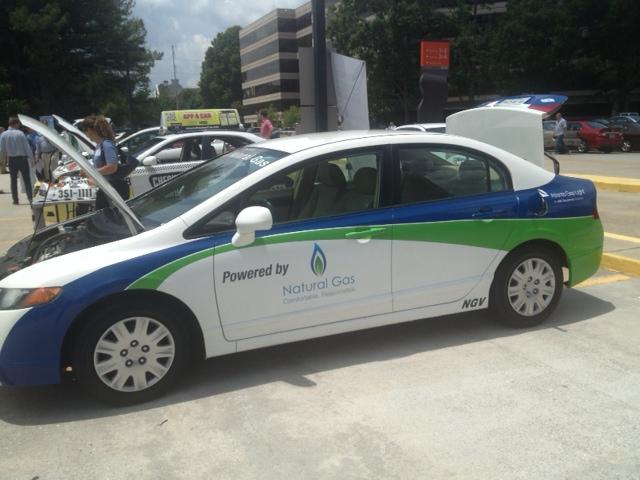 Alternative Fuel: Georgia Alternative Fuel Vehicle