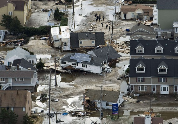 Hurricane Sandy Reveals Us S Vulnerability To Energy