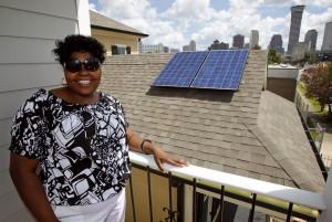 a solar powered super bowl xlvii celebration in new orleans solar energy usa blog archive. Black Bedroom Furniture Sets. Home Design Ideas