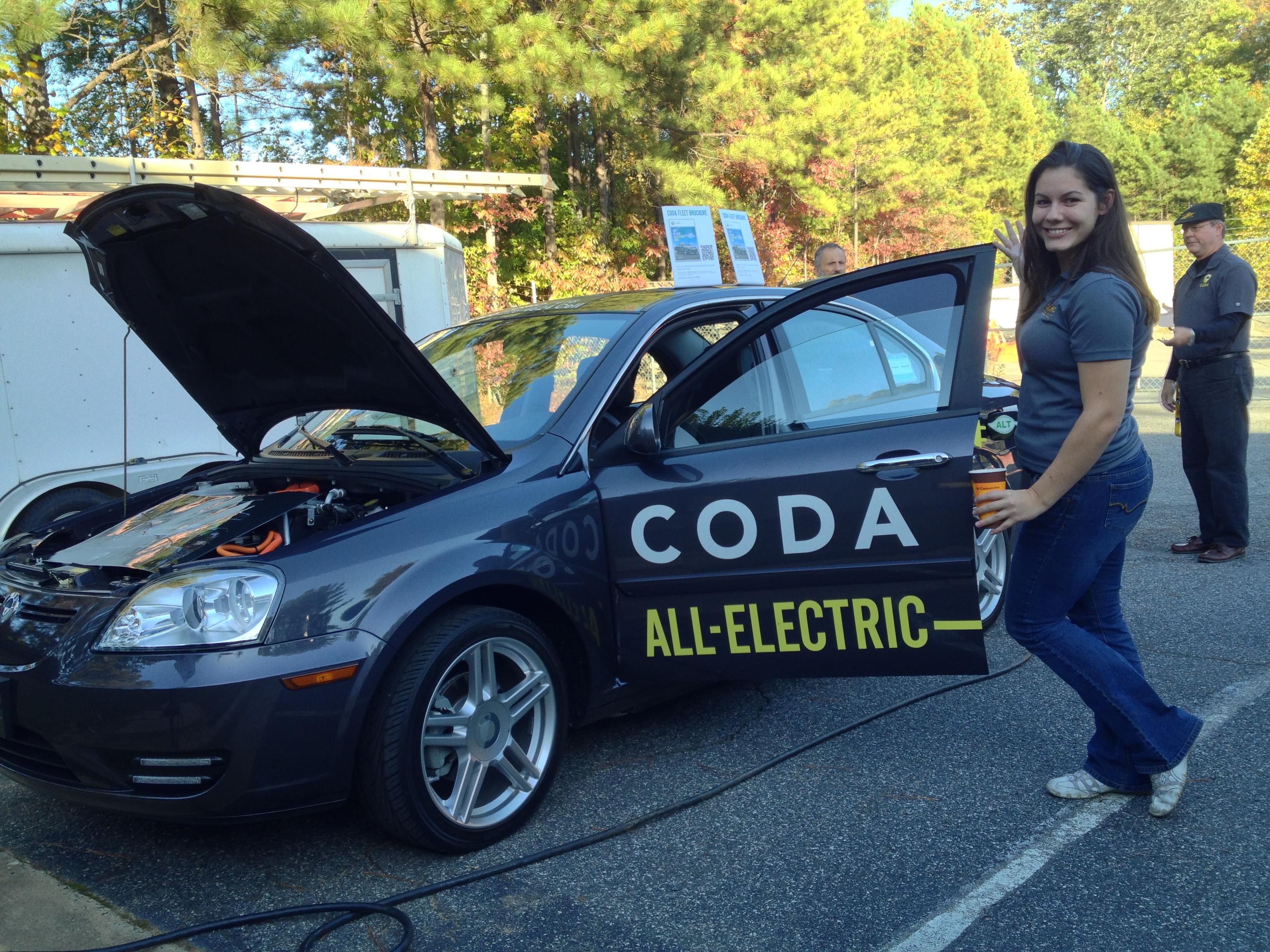 Event Recap Electric Car Show And Revenge Film Viewing Solar